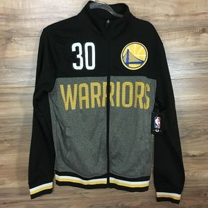 Stephen Curry Jacket NBA Golden State Warriors Siz